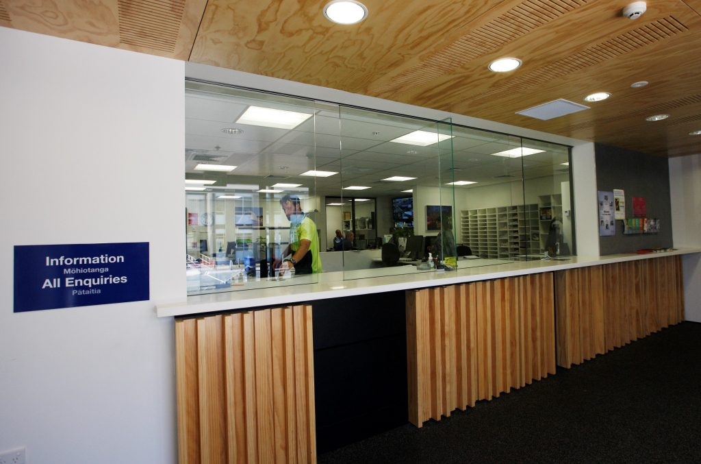 New Plymouth Police Station Clelands Construction